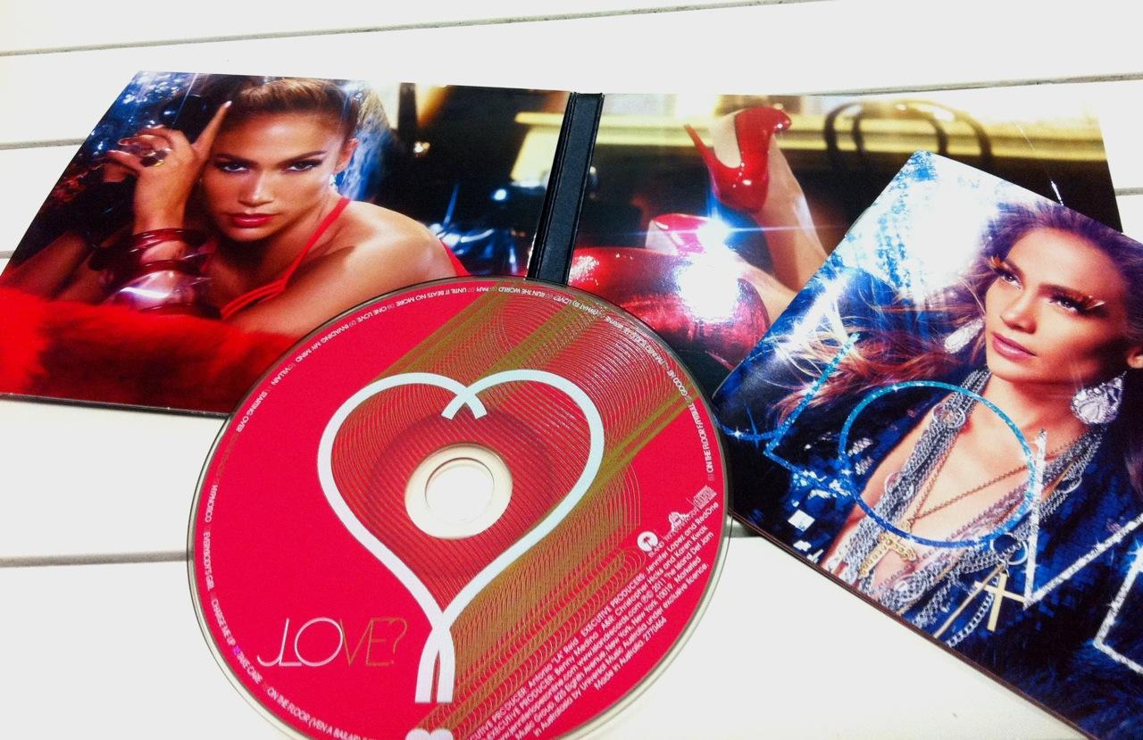 Jennifer Lopez Love? Album Review