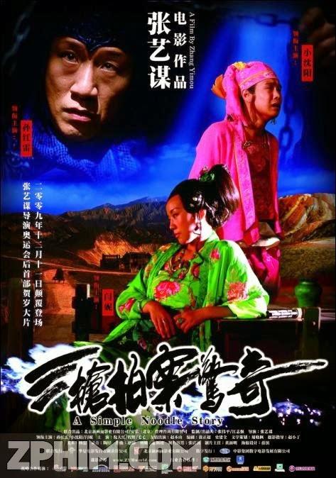 Tam Thương Phách Án Kinh Kỳ - A Simple Noodle Story (2009) Poster