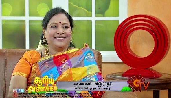 Virundhinar Pakkam – Sun TV Show 14-05-2014