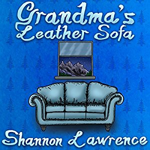 Grandma's Leather Sofa