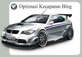 fast loading blog