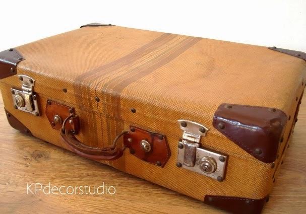 Venta de maletas antiguas on-line