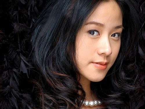 beautiful Karena Lam