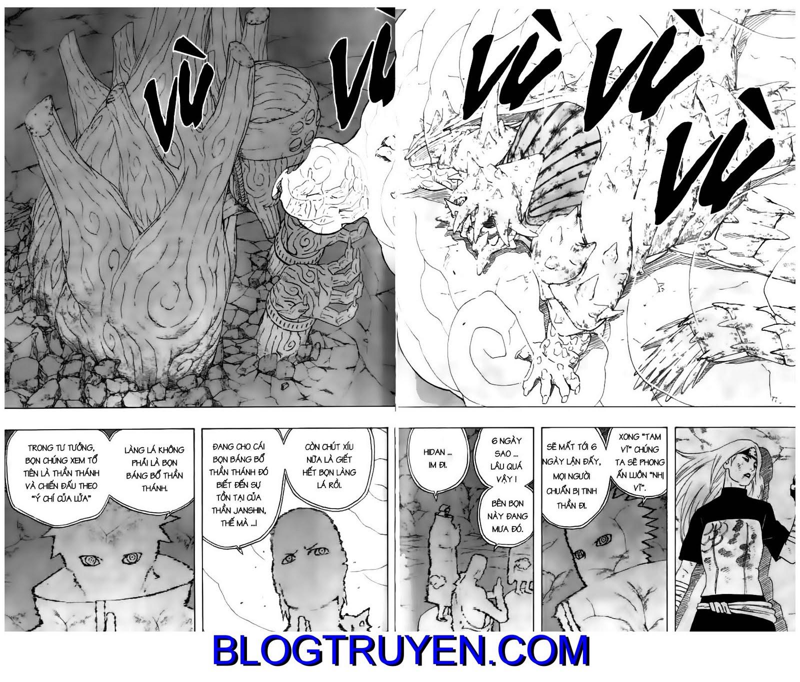 Naruto - Chapter 329 - Pic 8