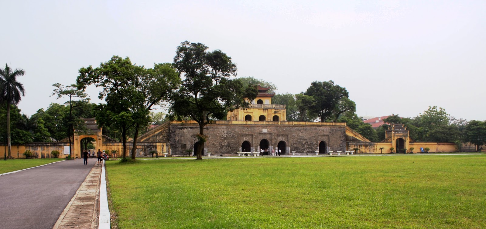 Imperial Citadel of Thang Long Photo