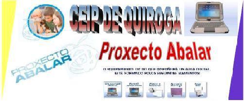 Obradoiro Abalar - CEIP de Quiroga