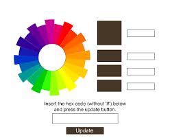 Memasang kode warna dalam postingan