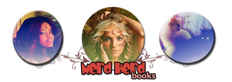 Nerd Herd books