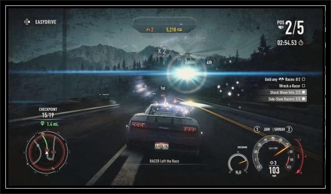 Need For Speed Rivals pc Screen 5