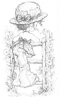 Mais desenhos da Sarah Kay