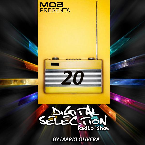 Digital Selection Radioshow Episodio 20 22 10 2011