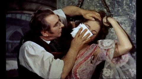 Image du film le sang du vampire