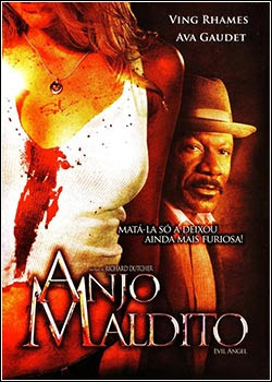 4w7 Download   Anjo Maldito DVDRip   AVI   Dual Áudio
