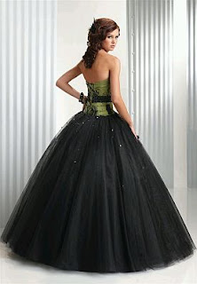 Black party dresses