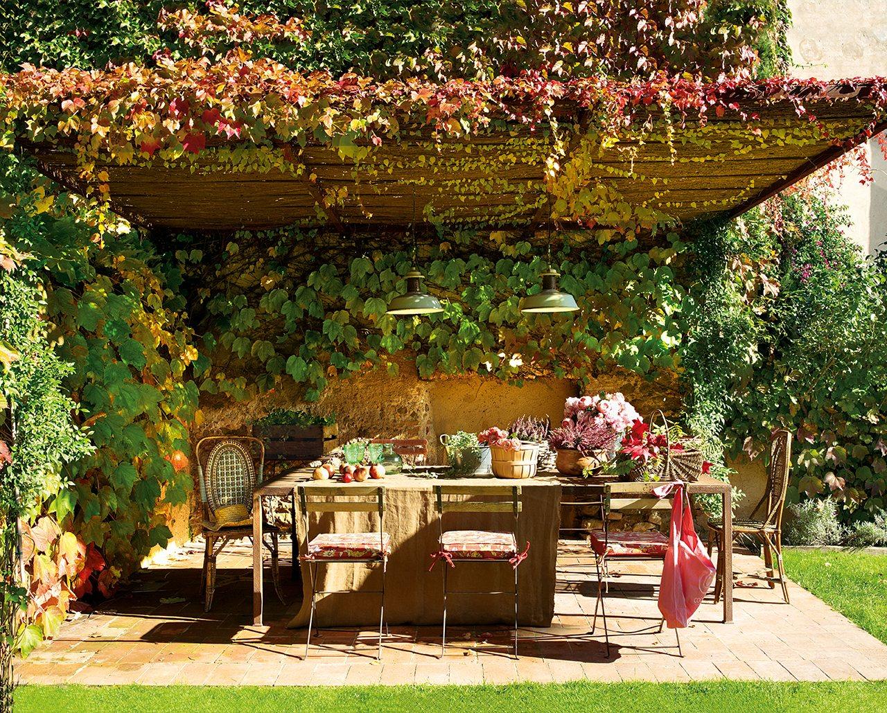 Gallart grupo el blog suelos y puertas de madera en - Decorer terrasse avec plantes ...