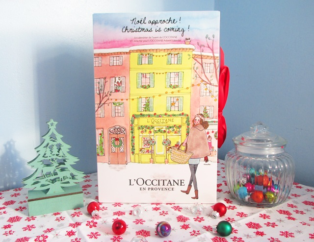 Loccitane en provence beauty advent calendar christmas 2015 polka if you really want to spoil yourself or a loved one in the run up to christmas i cant recommend this calendar enough it will either make you feel like a solutioingenieria Image collections