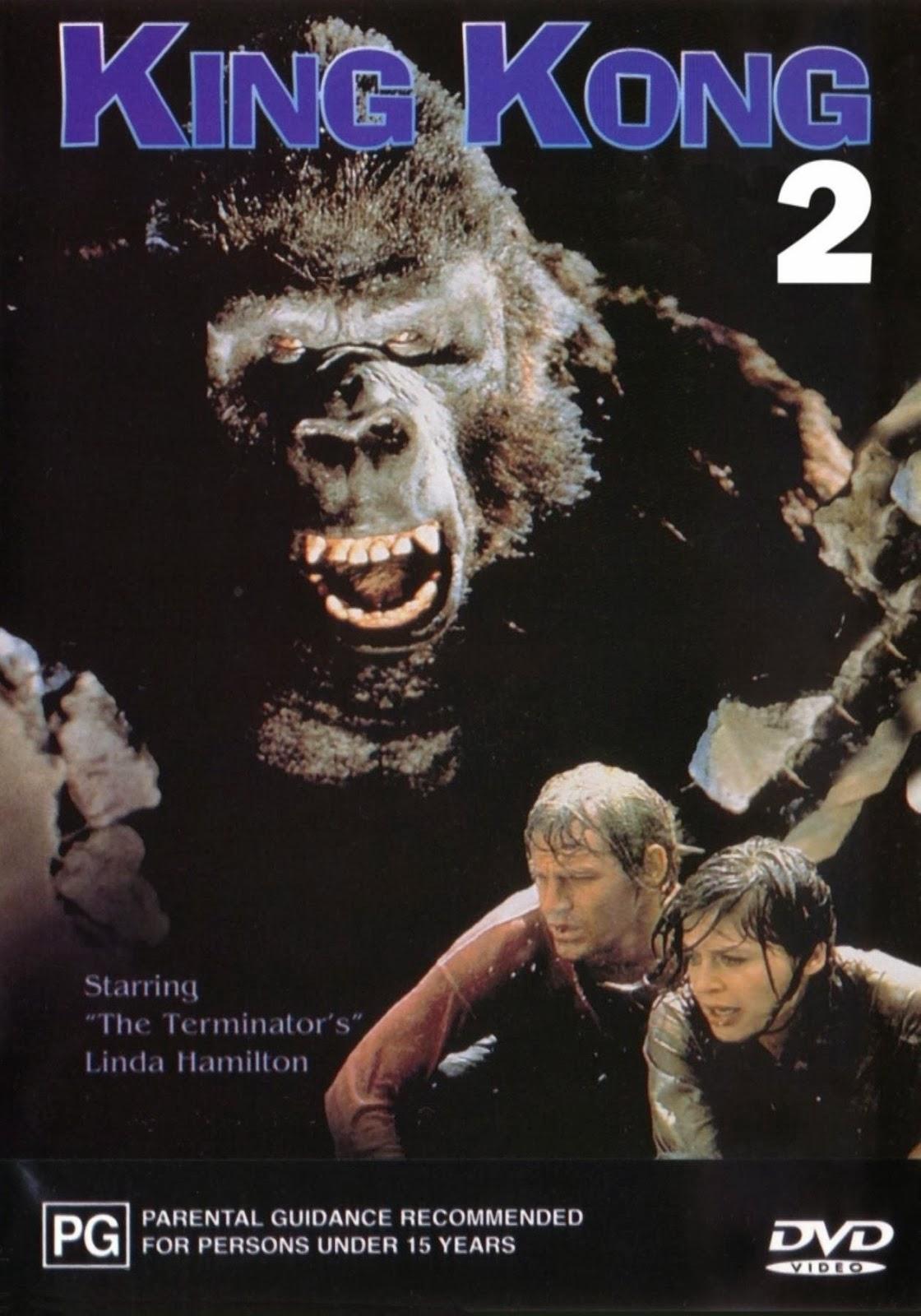 King Kong 2 – Dublado (1986)