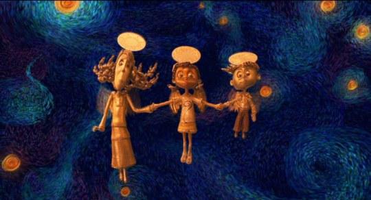 Le mala ger recensione cartone animato quot coraline e la