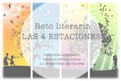 """Reto Literario """"LAS 4 ESTACIONES"""""""