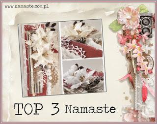 Wyróżnienie w Namaste
