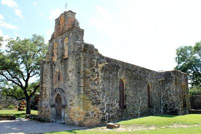 Mission Espada - San Antonio