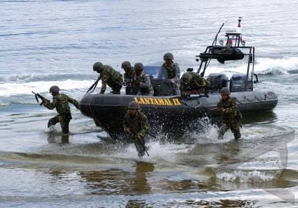 17 Personel Lantamal IX Latihan Intelijen Maritim