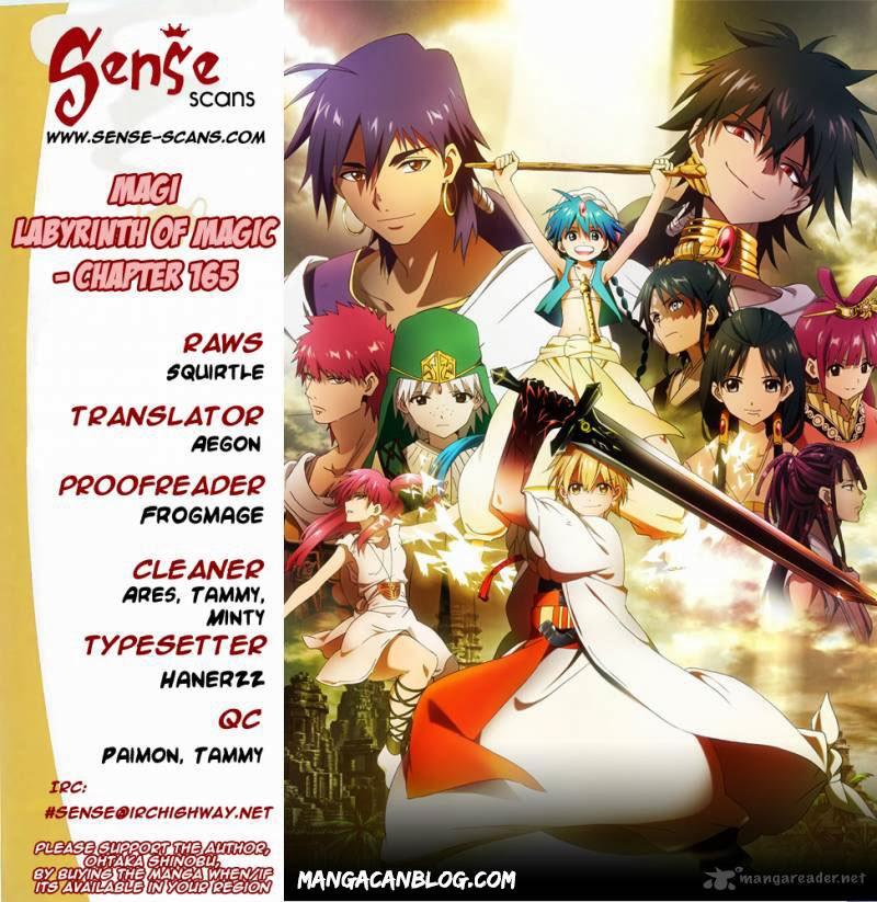 Dilarang COPAS - situs resmi www.mangacanblog.com - Komik magi 165 - permulaan 166 Indonesia magi 165 - permulaan Terbaru |Baca Manga Komik Indonesia|Mangacan