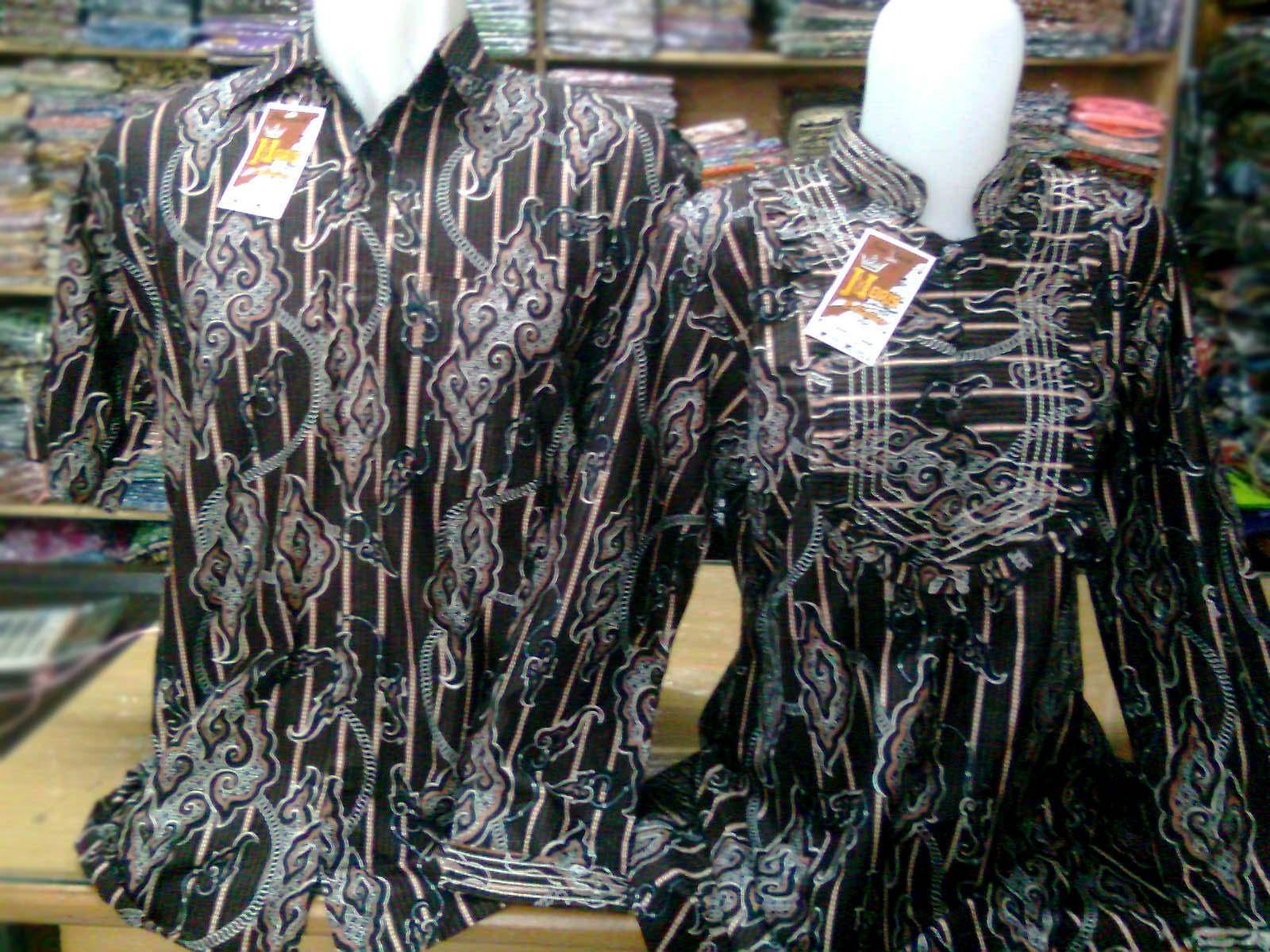 batik couple mega mendung mewah   Griya Couple   Jual Baju couple   T ...