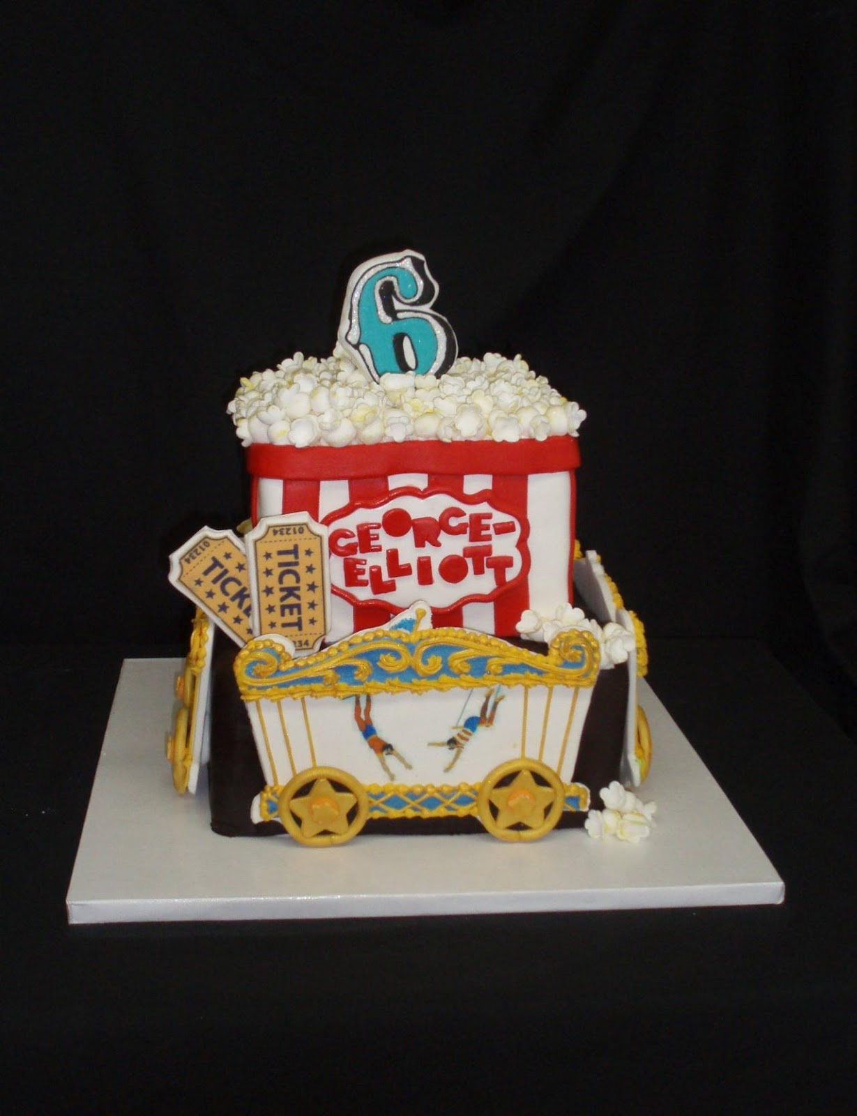 A Circus Party Celebrate Decorate