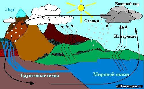 На Земле так много воды!