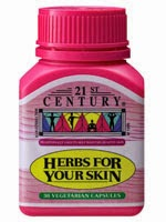 21st Century Herbs for Your Skin kurangkan jerawat