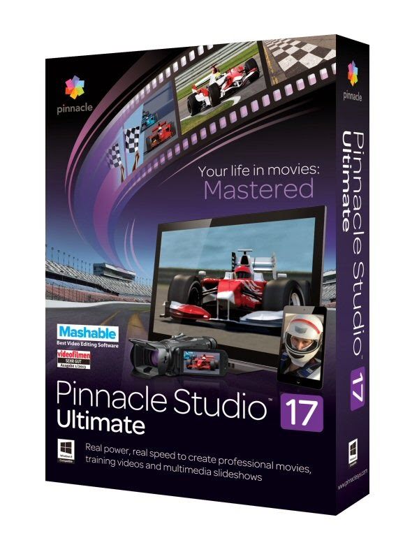 Pinnacle Studio Ultimate 17 Video Editing Software With Serial Key and bill