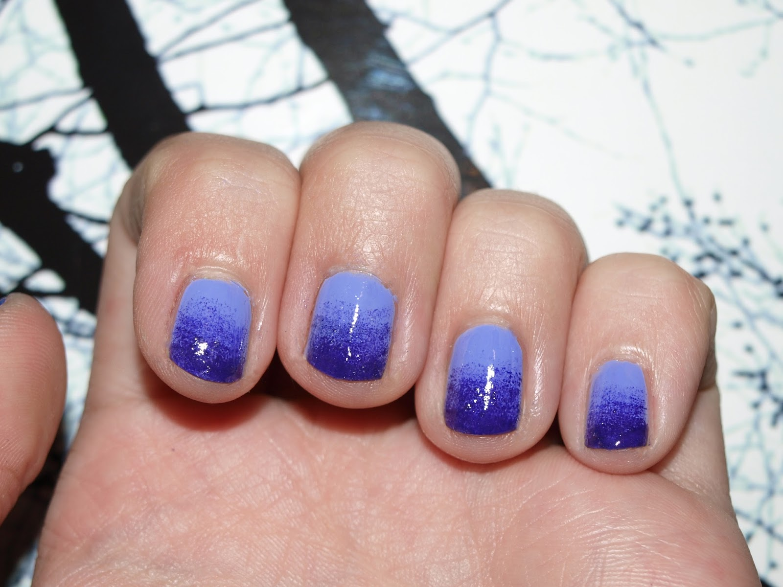 Justforfun And Withoutanysense Nageldesign #2 - Ombre Nails