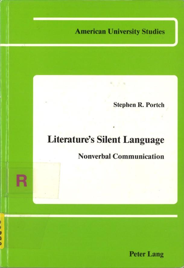 literatures silent language