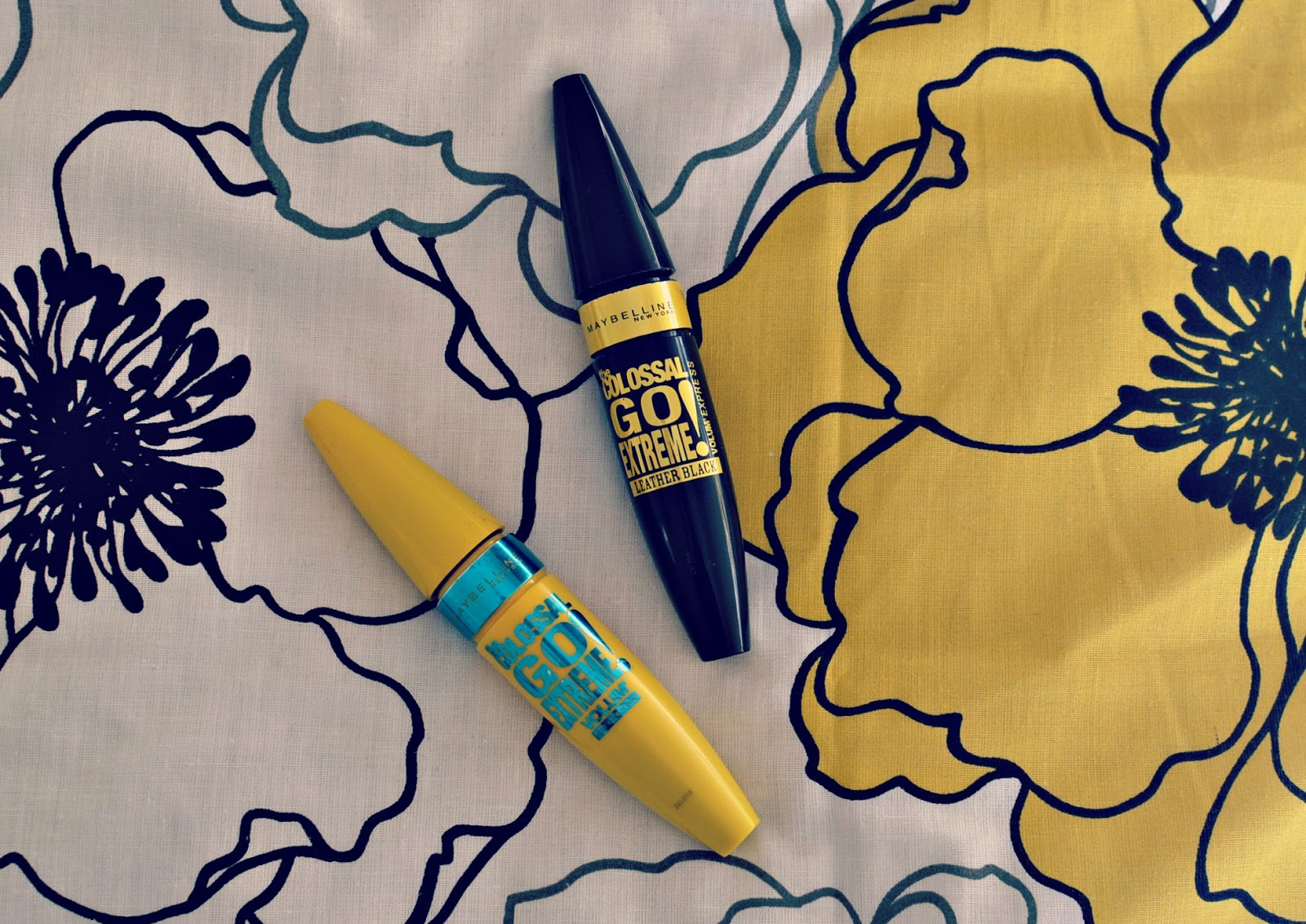 Maybelline the colossal go extreme volum mascara