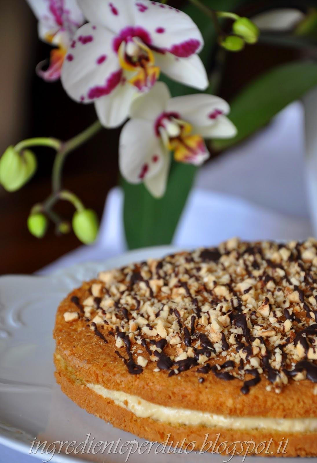 la torta nocciolata, un sapore ritrovato grazie alla nocciola di giffoni igp