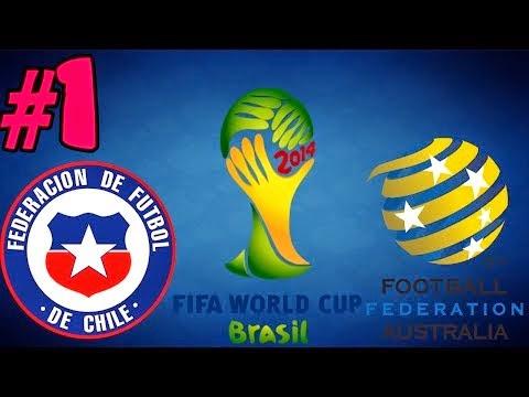 World Cup 2014 Chile vs Australia fixtures