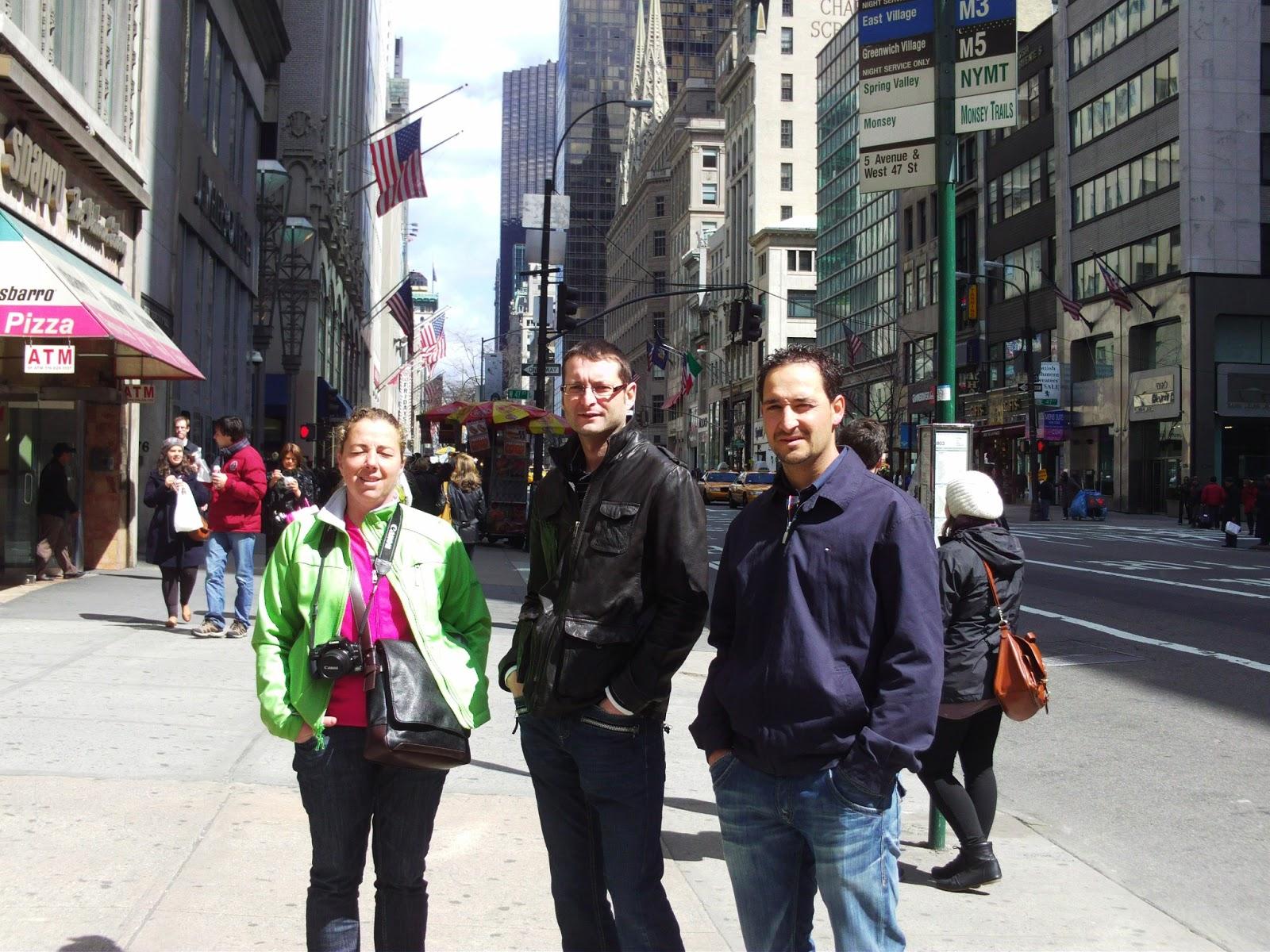 new york 5ª avenida