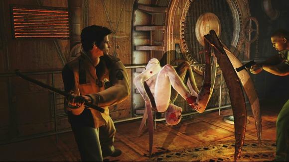 скачать игру Silent Hill 5 через торрент бесплатно на русском - фото 10
