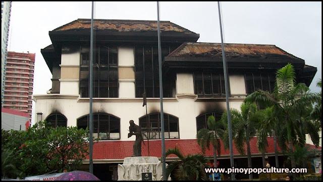 Tutuban Mall, fires, Divisoria, Manila, Cluster Building