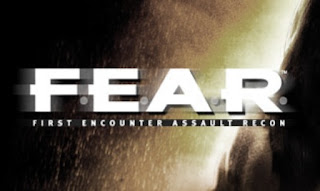 FEAR 1 PC Games Logo