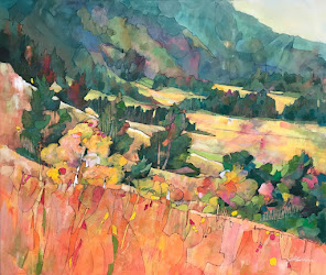 Kettle Valley 34x40""