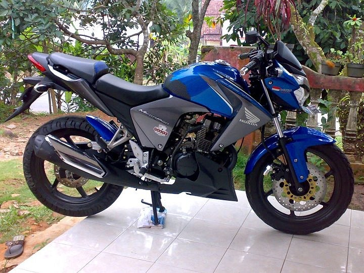 New Honda Mega Pro 2013 Jombang