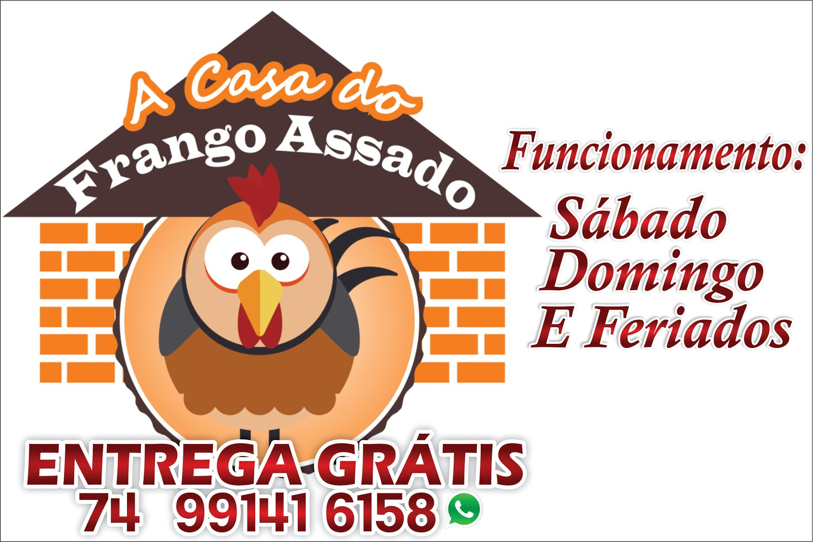 CASA DO FRANGO ASSADO