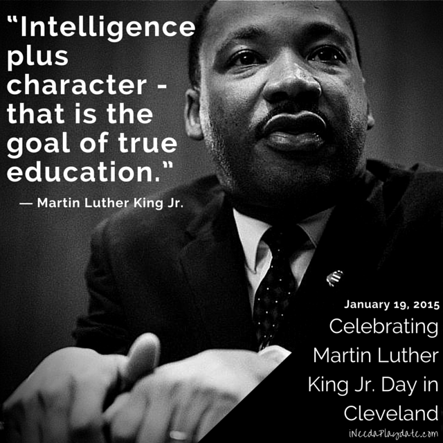 Intelligence plus character - that is the goal of true education - Martin Luther King Jr.