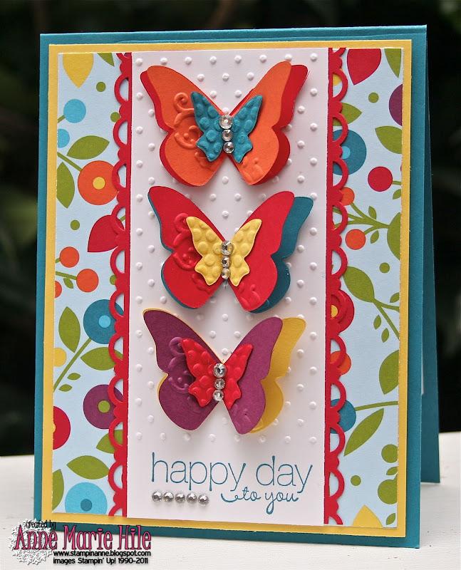 Бабочки на открытках своими руками 10