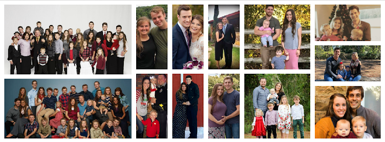 The Duggar and Bates family Blog