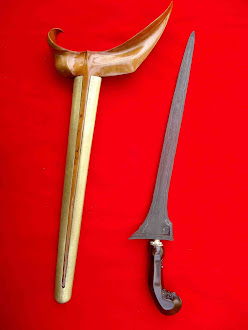 keris pamor wengkon