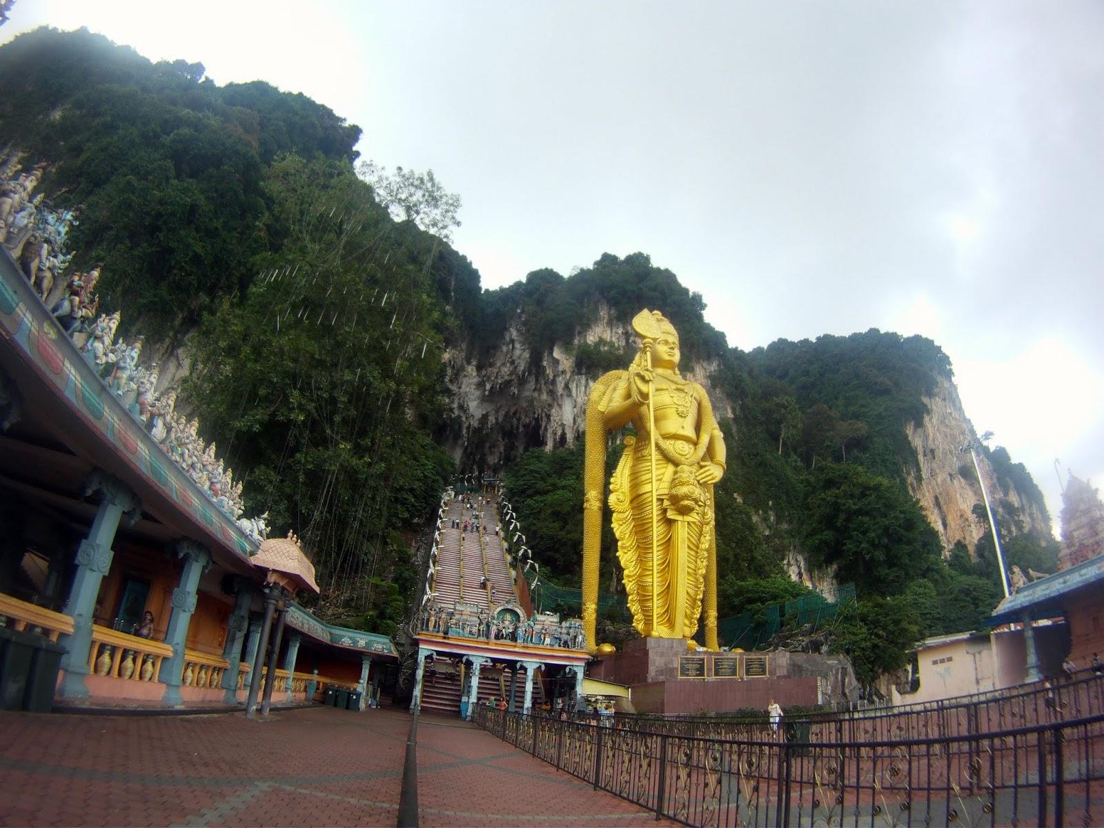 Batu Caves , Malasia