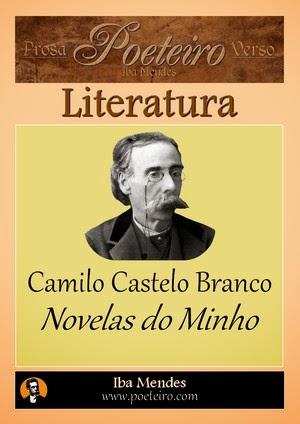 Camilo Castelo Branco - Novelas do Minho - Iba Mendes